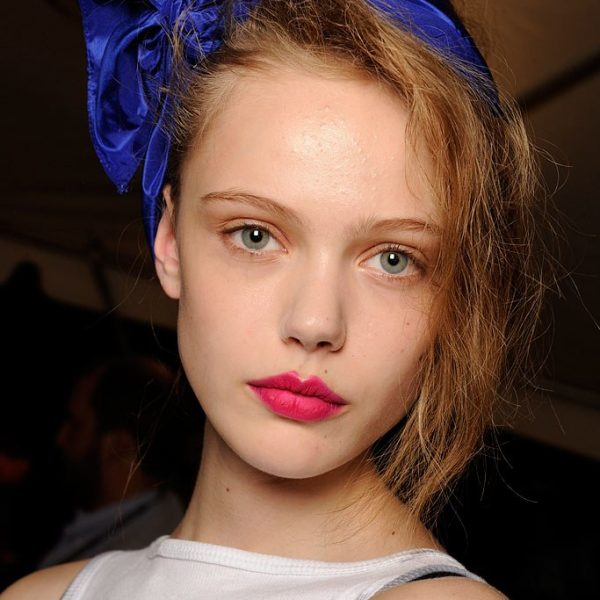 Beauty Trend: Can I Pull Off Fuchsia Lips?