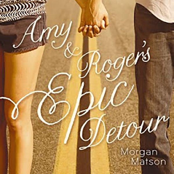 "Beach Books: ""Amy and Roger's Epic Detour"""