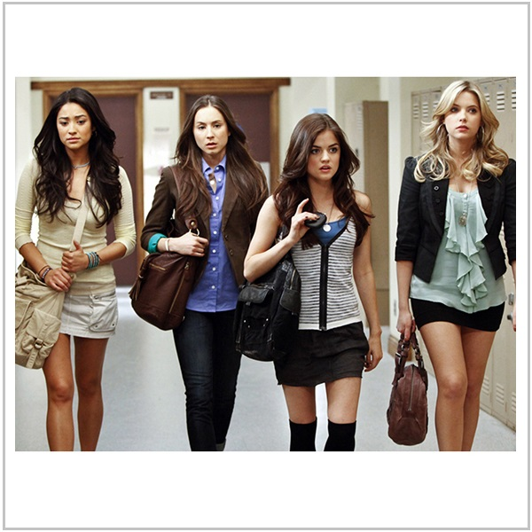 Fashion Inspired by Pretty Little Liars