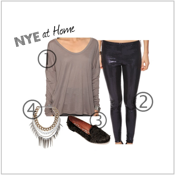 What to Wear for New Year's Eve: Staying Home
