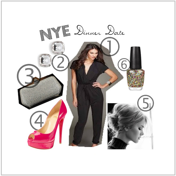 What to Wear for New Year's Eve: Dinner Date