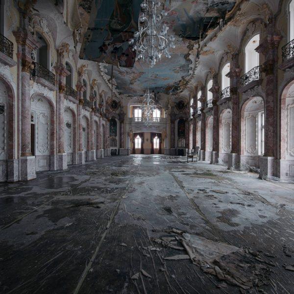 Eerily Beautiful Abandoned Buildings