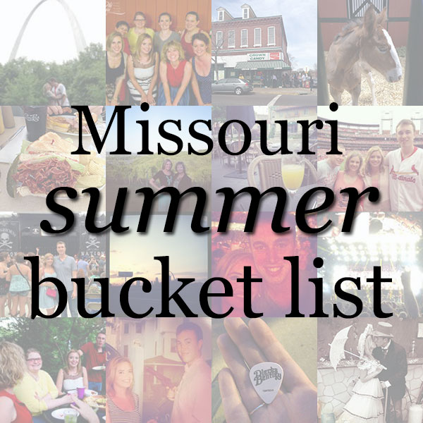 Things to Do in Missouri This Summer